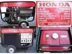 Honda Generator ES6500 - $2100 (Salinas)
