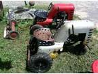 Vintage Hiller Yardhand or Early Craftsman Tractor Wanted