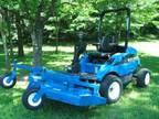 "NEW HOLLAND MC22 Diesel 60"" Front mount Mower - $6800 (near New Lexington)"