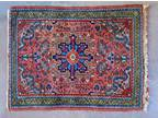 Antique*1930*Oriental Rug*Lili