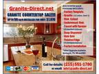 Granite Kitchen Countertops Value Special Up to 50 sq ft $1970