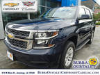 2017 Chevrolet Tahoe Blue, new
