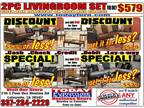 $325 Living Room Sets!!! First Come, First Served!!! -