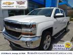 2018 Chevrolet Silverado White, new