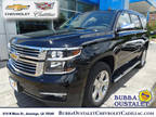 2017 Chevrolet Tahoe Black, new