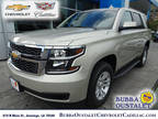 2017 Chevrolet Tahoe Silver, new