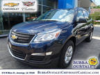 2017 Chevrolet Traverse Blue, 10 miles