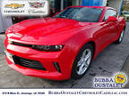 2017 Chevrolet Camaro Red, new
