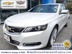 2018 Chevrolet Impala White, new