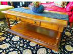 Consignment/Resale Upscale Furniture, Thomasville Coffee & End Table