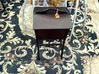 Vintage Sewing Stand ~*~ -