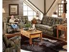 Hot New Camo Sectional W/Recliners & Storage