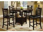 Preston Dining Table + 4 Chairs- FREE DFW DELIVERY