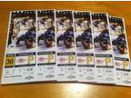 Pirates Reds Pittsburgh Saturday 8/30 2/4/6 Great Seats -