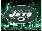 2 NY JETS*Home Opener*vs Buffalo BILLS ! The 50 Yard Line ! Sunday 9/9