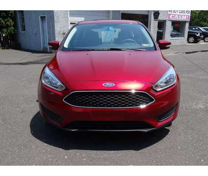 2015 Ford Focus SE 5-door Hatchback - Sale is a 2015 Ford Focus SE Hatchback in Schwenksville PA