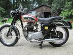 1958 BSA SUPER ROCKET ~Original Bike~ *None Nicer Not Restored*