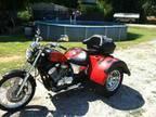 1999 Honda Shadow Trike in Greer, SC