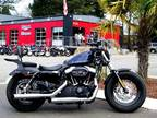 2012 Harley-Davidson Sportster Forty-Eight