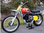 1970 Husqvarna 400 wSpecial Factory ISDT 8-Speed for Malcolm Smith