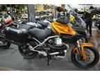 2014 Moto Guzzi Stelvio 1200 8V NTX ABS