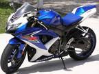 ...GREAT LOOKING!!......2008 Suzuki...... GSX-R...... 600