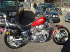 1997 Yamaha Virago 750cc runs amazing, loud pipes, clean title