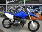 2007 Yamaha TTR 50 Electric Start