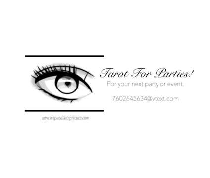Tarot For Parties is a Other Party & Entertainment Services service in Sacramento CA
