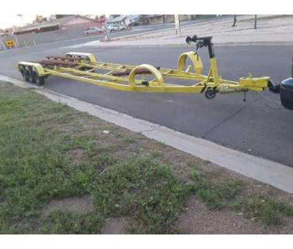 2020 BOAT / YACHT TRAILER HOMEM Triple Axle HEAVY DUTY is a 2020 Boat Trailer in Phoenix AZ