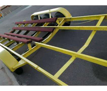 Tri Axel Boat Trailer 8 Log 7000lb Each Axle Total of 41feet is a 2018 Boat Trailer in Phoenix AZ