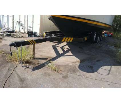2010 BOAT TRAILER HOMEM WITH Triple Axle HEAVY DUTY, SIX BRANNY NEW TIRES UP TO is a 2010 Heavy Equipment Vehicle in Phoenix AZ