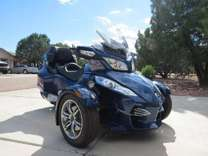 Can-Am Spyder RT-S SE5