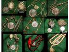 necklaces nine total with long chains