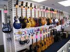 Epiphone Les Paul and other guitars