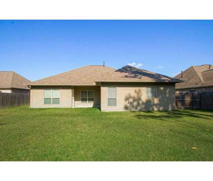 4 Bedroom Home in Established Neighborhood at 13672 Cantebury Ave in Denham Springs LA is a Single-Family Home