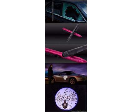 RT personal protection pens is a Black, Grey, Pink Everything Else for Sale in San Antonio TX