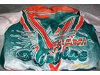 Miami Dolphins jacket made in USA - $20 (Dallastown)