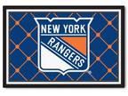 Fanmats New York Rangers 5x8 Rug
