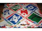 GW 124 NFL Bed Spreads+ More