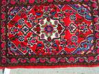 Hand knotted rugs from Iran