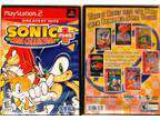 PS/2 Sonic Mega Collection Plu