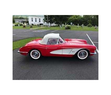 Chevrolet Corvette is a 1959 Chevrolet Corvette 427 Trim Classic Car in Fern Creek KY