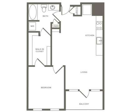 1 Bed - Modera Observatory Park at 1910 South Josephine St in Denver CO is a Apartment