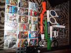 Wii and 18 games bundle -
