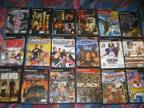 Playstation 2 Video Games -