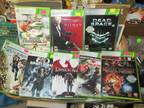 New Arrivals WII New Xbox 360 Games -Wii Playstation 3 games -
