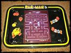 1980's PAC-MAN Classic Metal Bed Holder!!! -