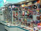 Classic Games/Comics/Toys available/trade-in nowadays!