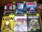 Xbox Game Lot -